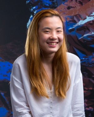 Cheng Tze Ying at NTU ADM Portfolio