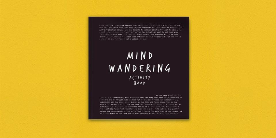 Mind Wandering at NTU ADM Portfolio