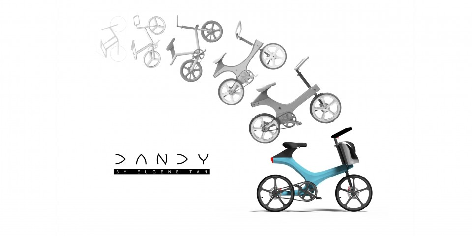 Dandy - A Bike Sharing Project For NTU at NTU ADM Portfolio