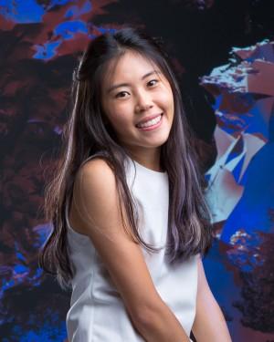 Gwendolyn Peh Xin Yi at NTU ADM Portfolio
