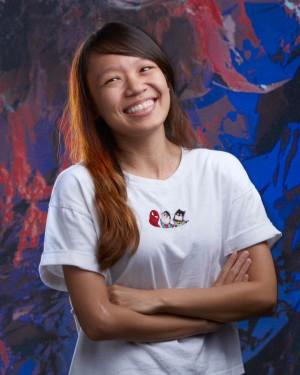Jessica Tan Hui Yan at NTU ADM Portfolio