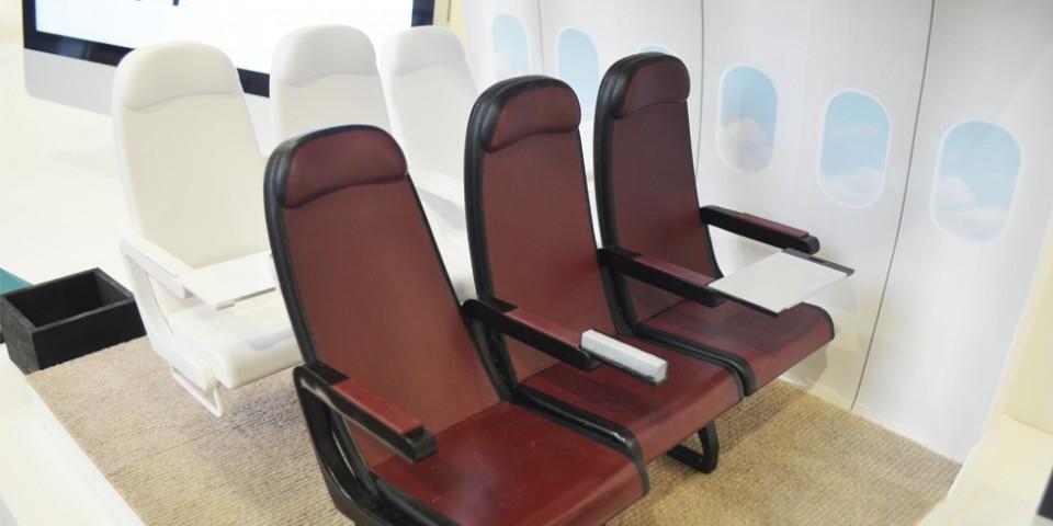 Eivi : Aircraft Seat at NTU ADM Portfolio