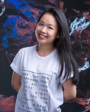 Neo Wen Ling at NTU ADM Portfolio