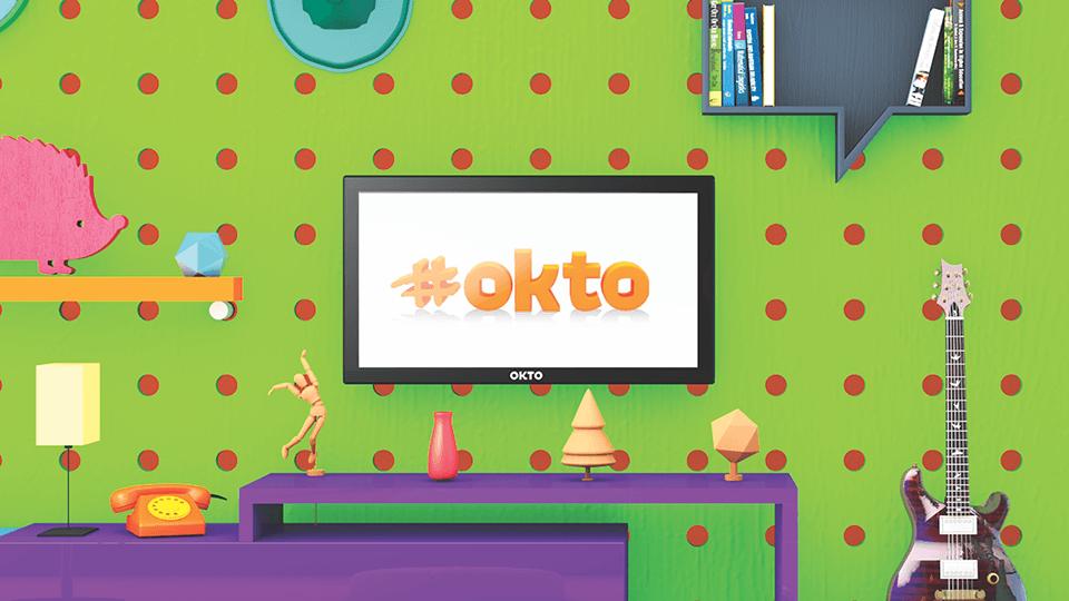Rebranding Okto at NTU ADM Portfolio