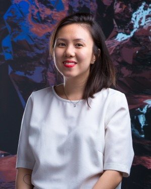 Goh Sze Yin Sherri at NTU ADM Portfolio