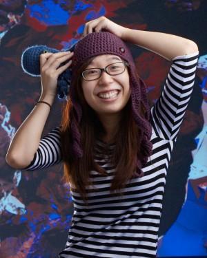 Wang Jia Ying at NTU ADM Portfolio
