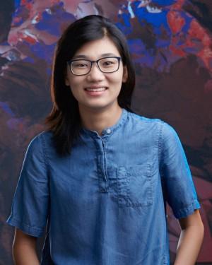 Yeo Huang Hao at NTU ADM Portfolio