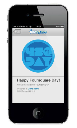 (M233) Check-ins … not just for books! – NUS Libraries' experience with Foursquare