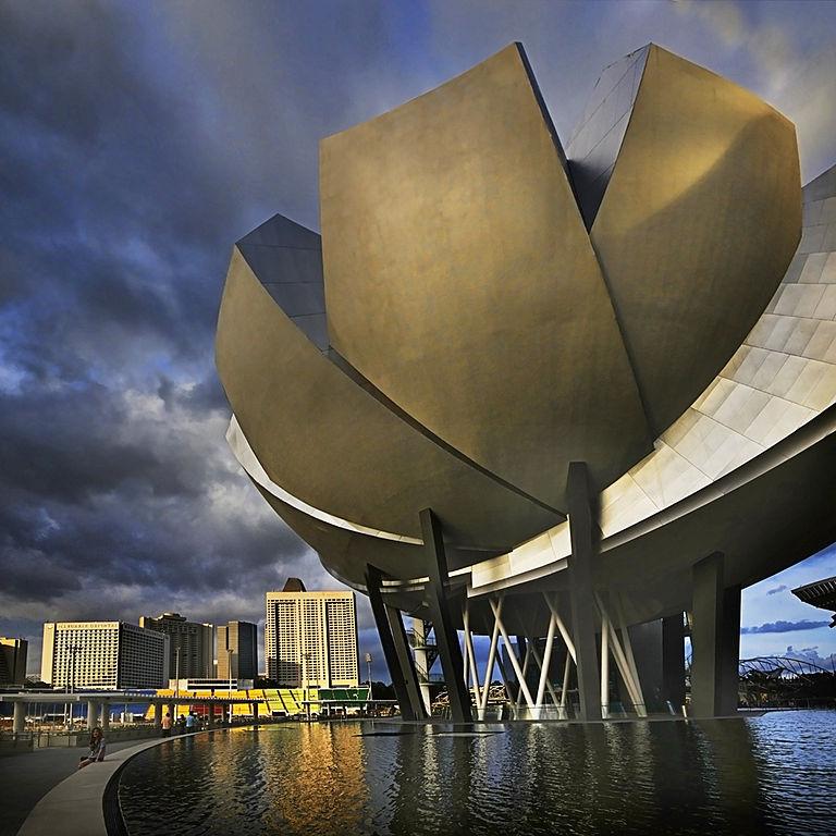 (Culture) ArtScience Museum – Marina Bay Sands