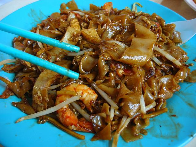 (Food) Char Kway Teow