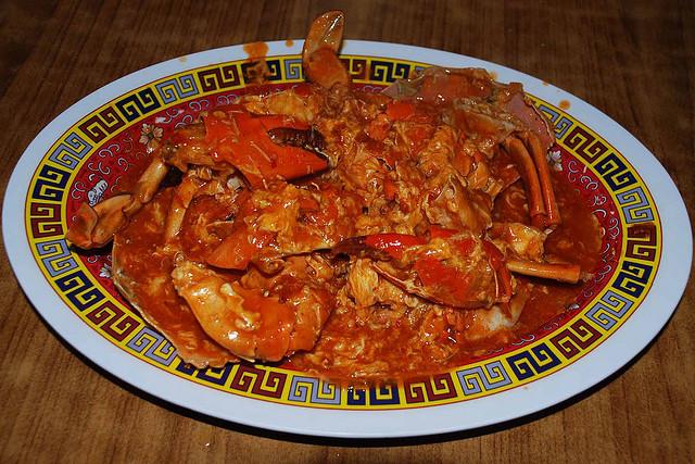 (Food) Chilli Crab