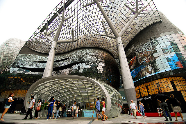 (Shopping Mall) ION Orchard