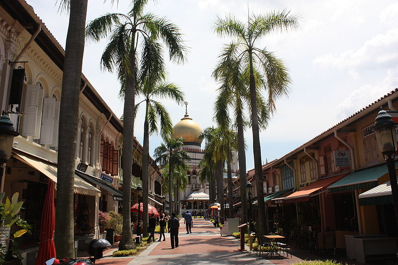 (Culture) Kampong Glam