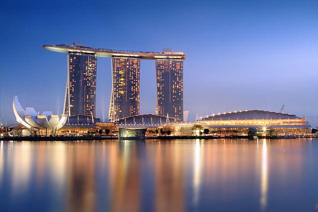 (Integrated Resort) Marina Bay Sands