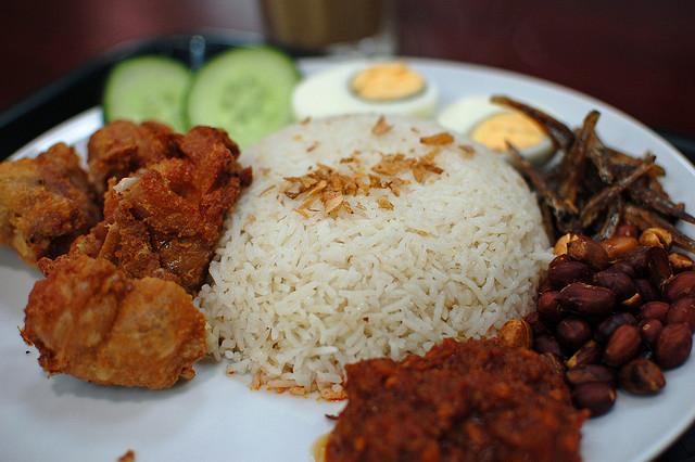 (Food) Nasi Lemak