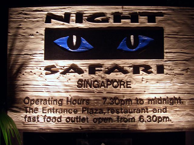 (Nature) Night Safari