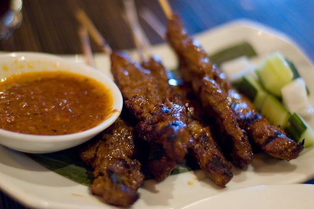 (Food) Satay