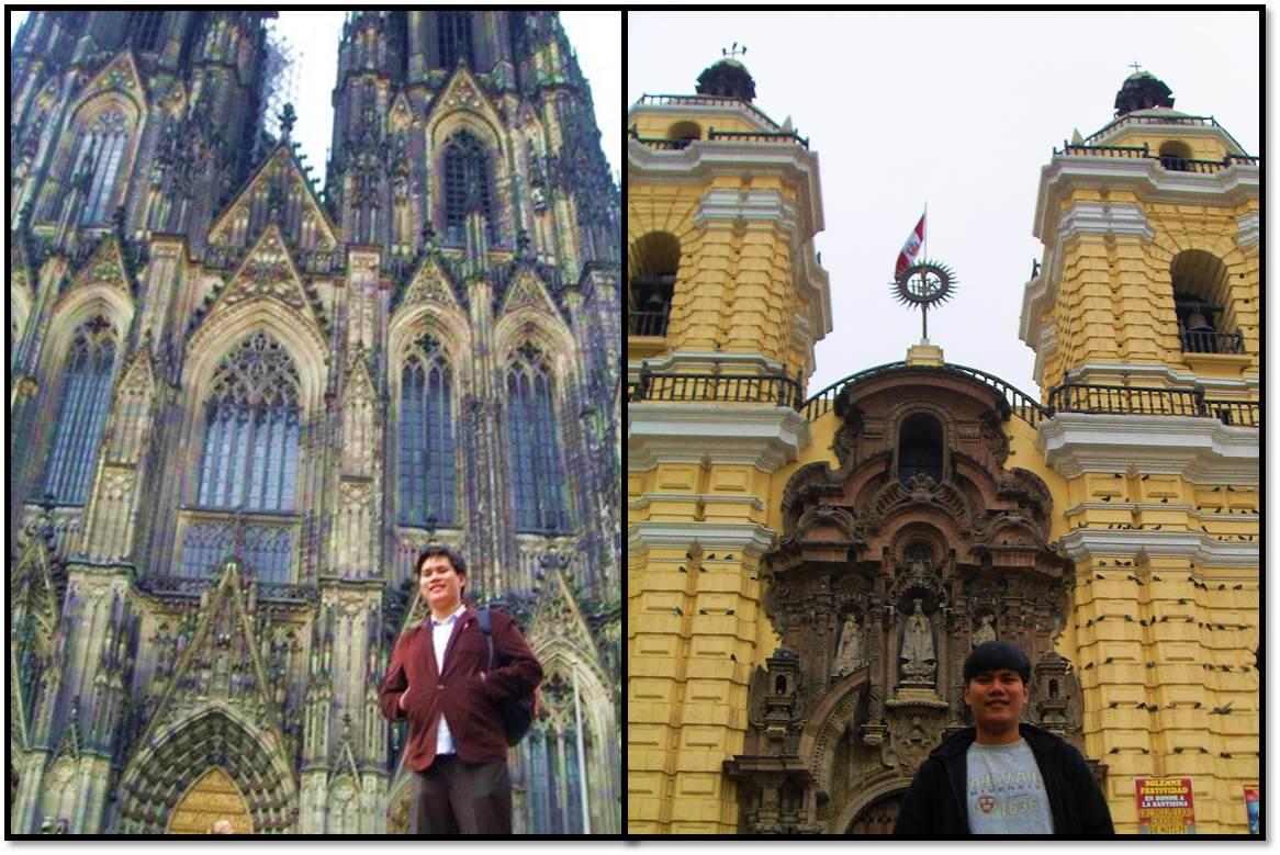 Koln, Germany; Lima, Peru