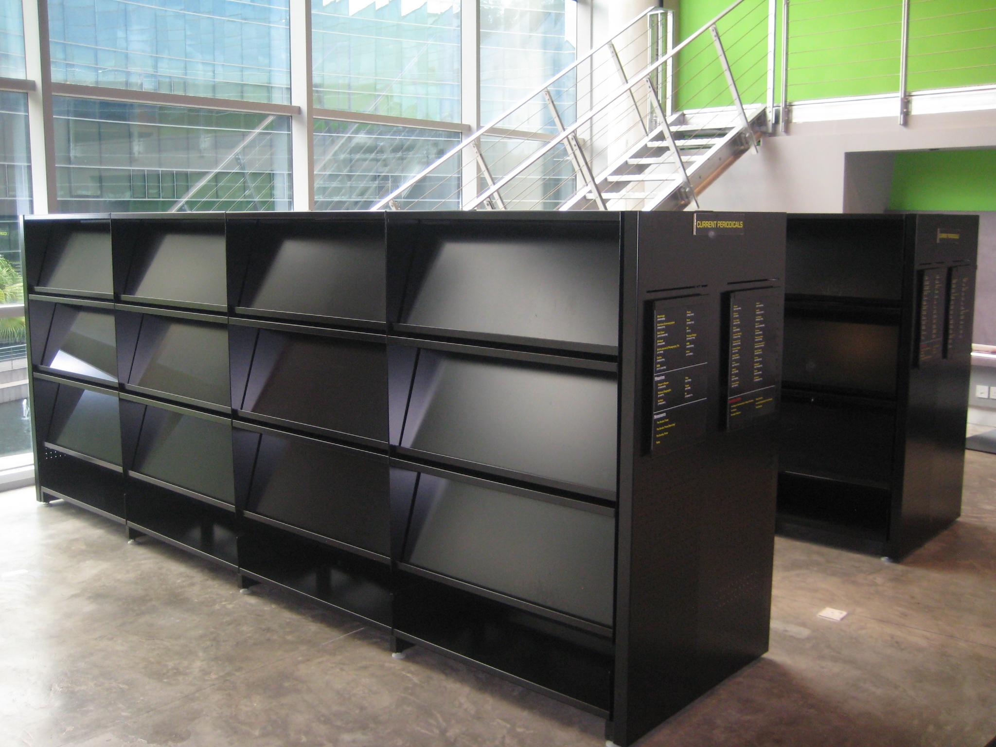 Art, Design & Media Library
