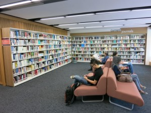 Humanities & Social Sciences Library