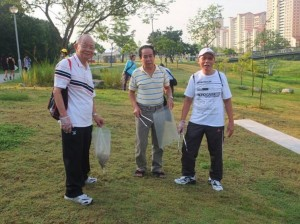 RSVP Singapore senior volunteers doing their part to clean up Singapore