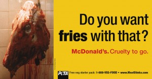 Spoof ad of McDonald's by AdBusters Source: www.adbusters.org