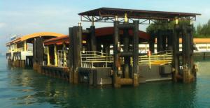 Figure 8: Tanah Merah Ferry Terminal