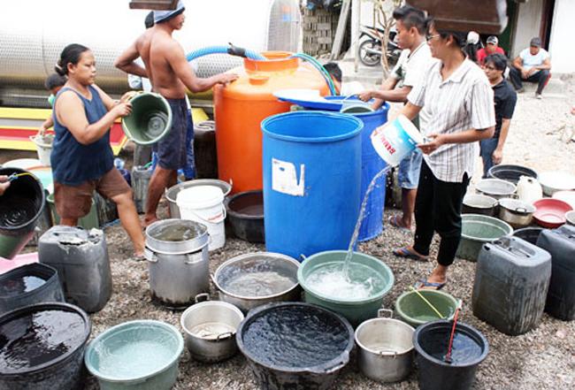Credit: Indosurflife.com - Let's Save Water: Crisis In Bali