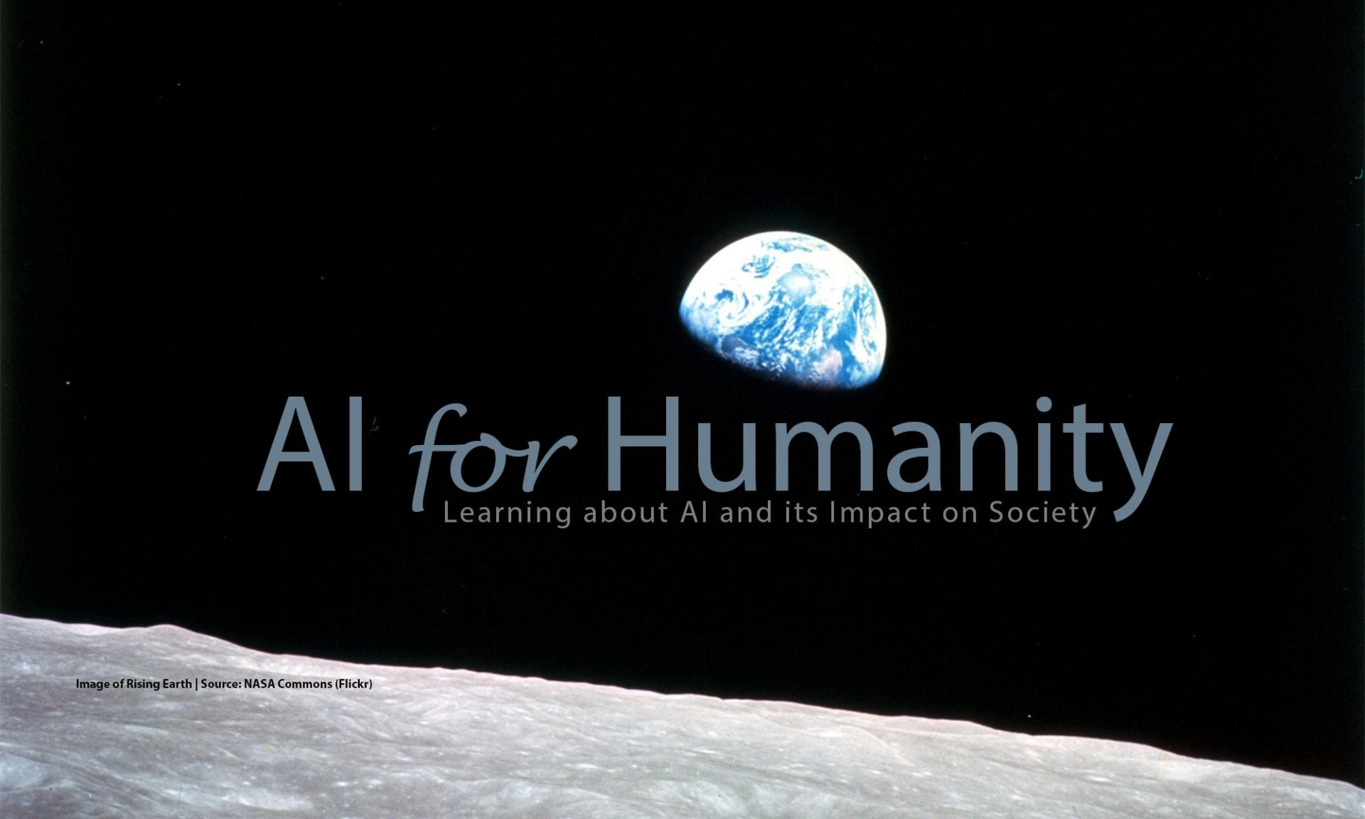 AI for Humanities