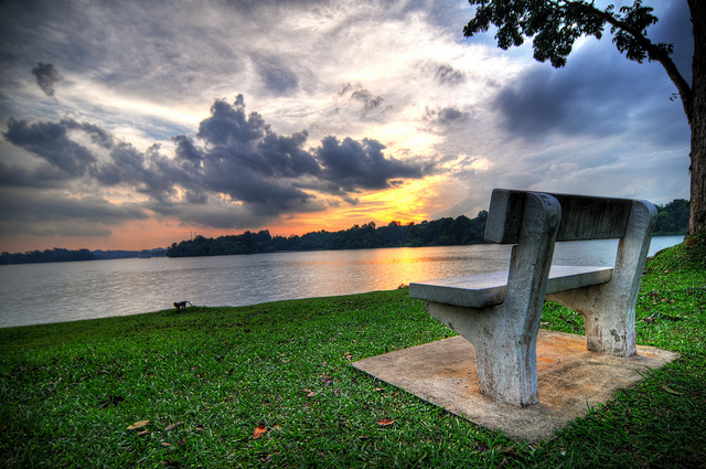 Upper Pierce Reservoir (source: Eugene Phoen)