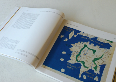 Atlas of Venetian Messenia (2011) by Andrea Nanetti