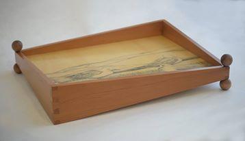 Trapezoid Tray (2005) by Chalit Kongsuwan