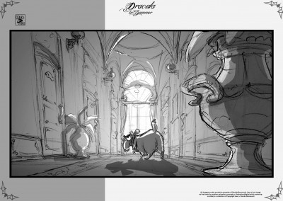 Dracula in Summer (2015) by Davide Benvenuti