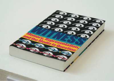 Anamnesis: Poetics of Shelving (2009) by Rubén de la Nuez