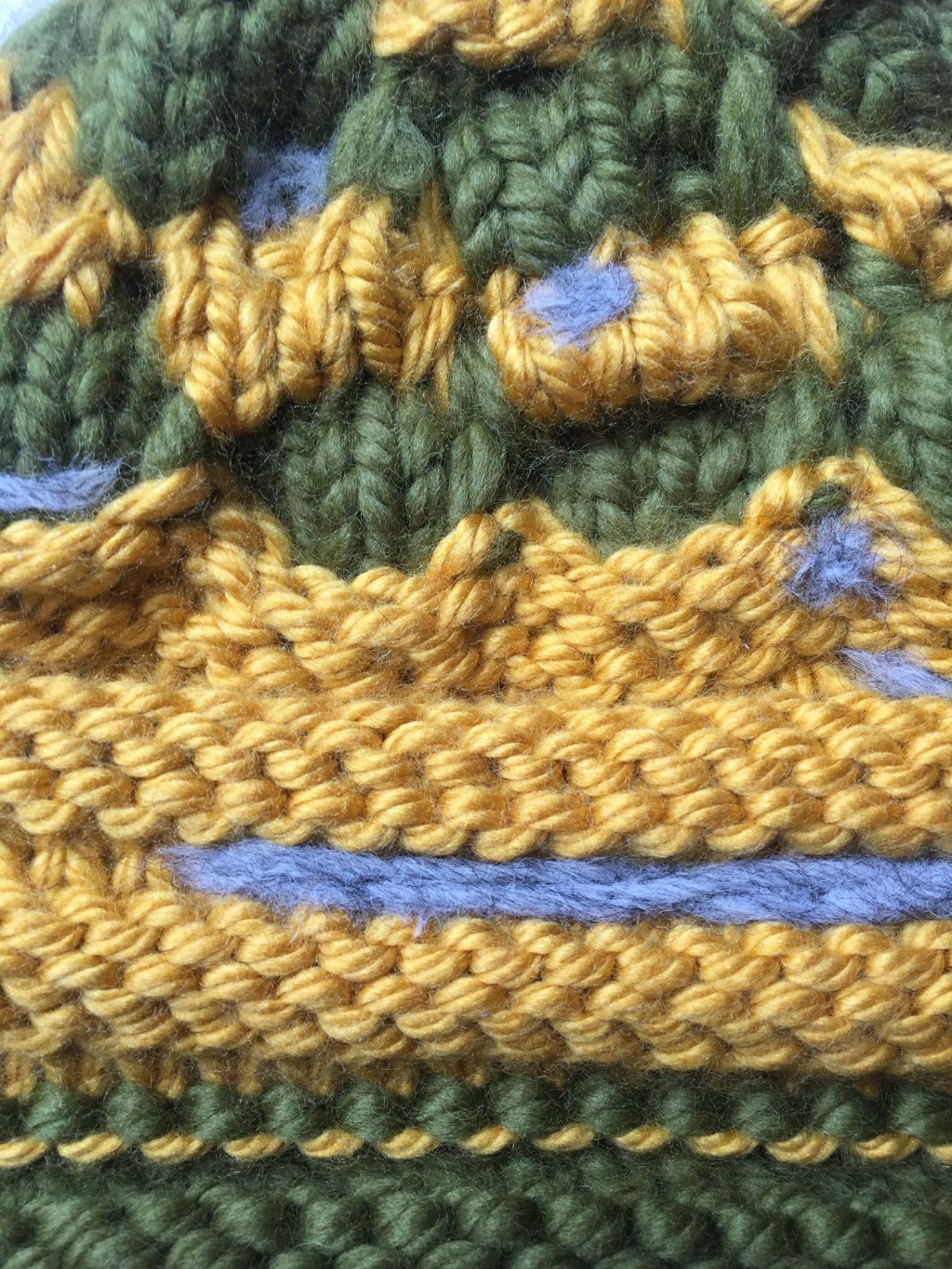 """Pure Wool Felt Coaster Base for Needle Felting 4/"""" x 4/"""" x 1//4/"""""""