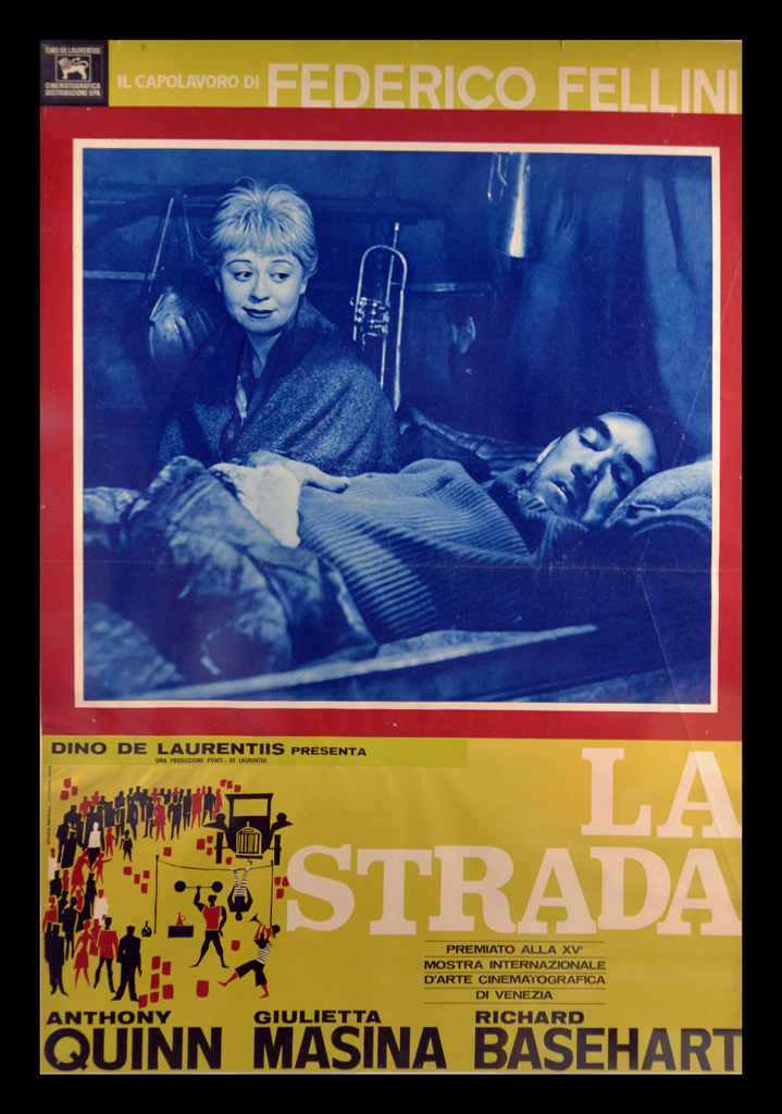 the use of neorealism in the film la strada Federico fellini: federico fellini, italian film director who was one of the most celebrated and distinctive filmmakers of the period after with la strada.
