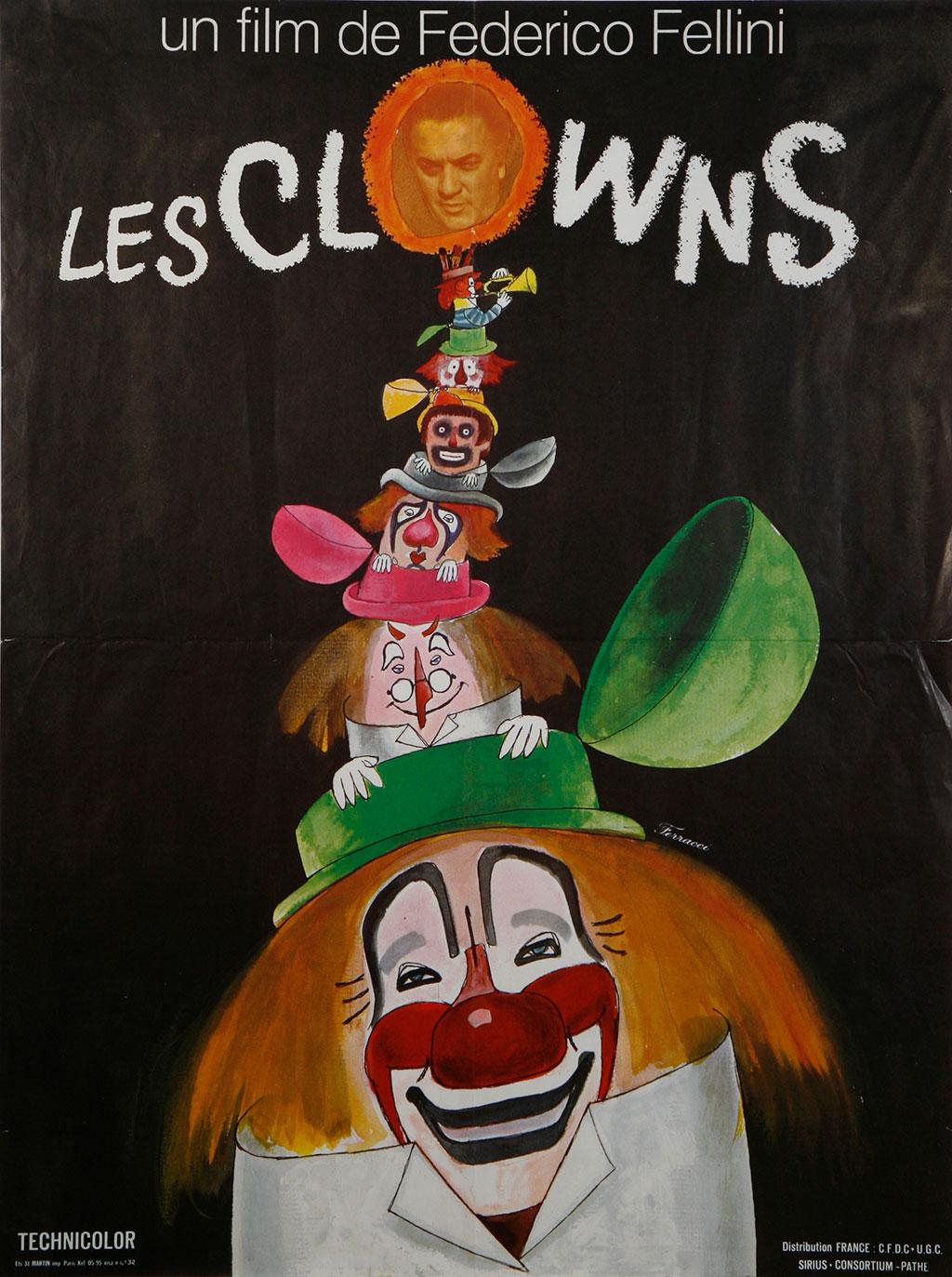The Clowns (1970)
