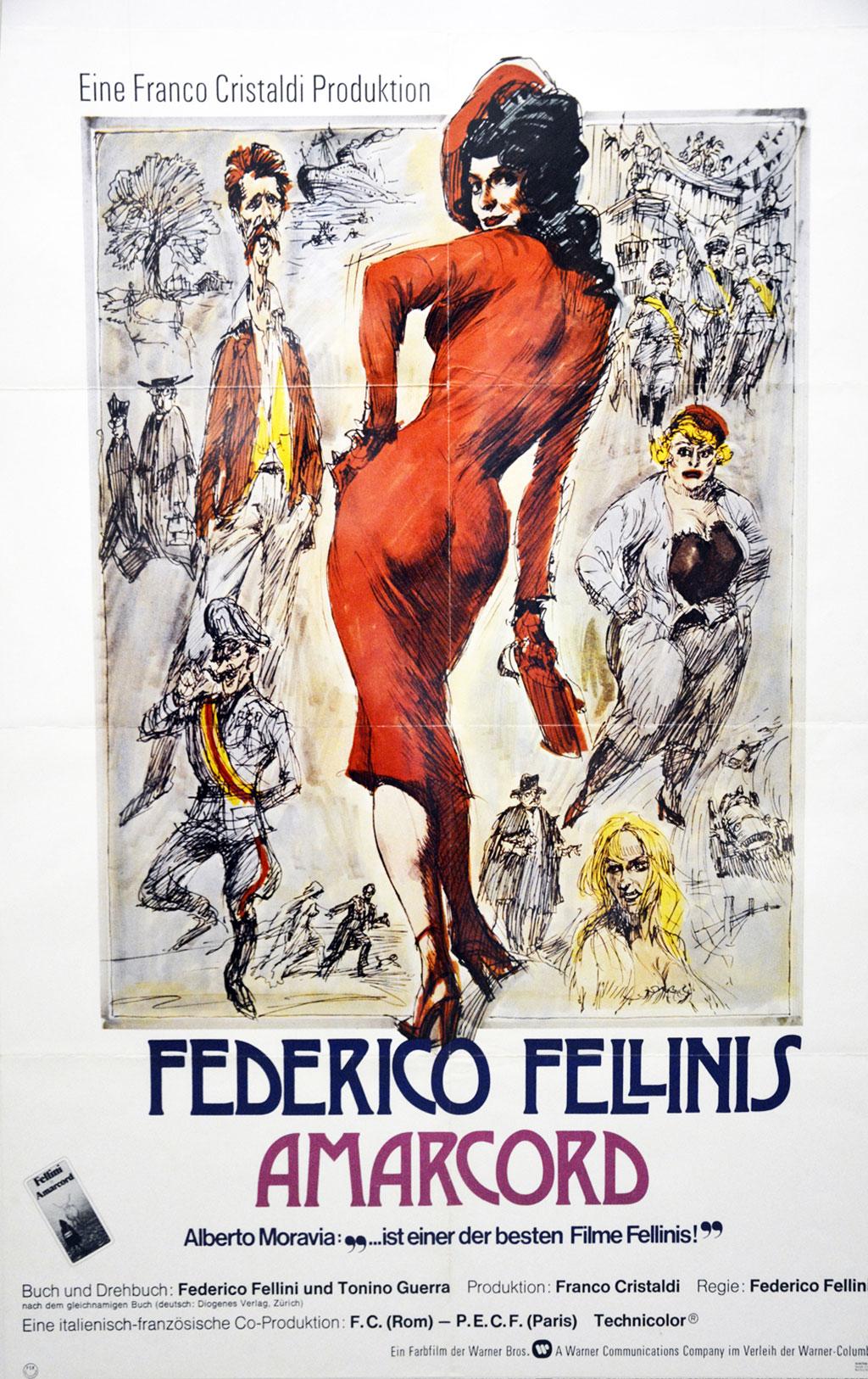 Amarcord (1973)