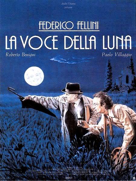La vocce de la luna (1990)