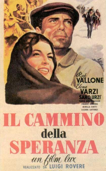 Il cammino della speranza (1950)