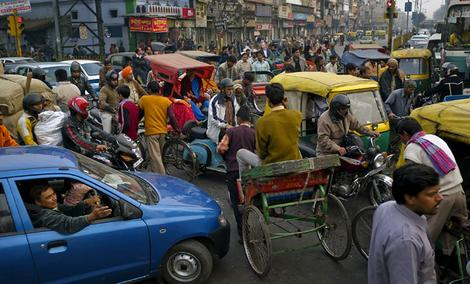 Case study of New Delhi | NOISE POLLUTION