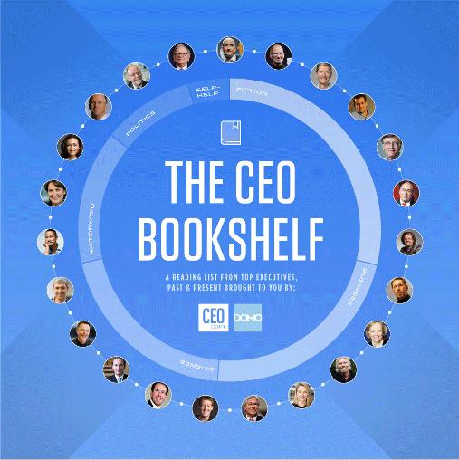 The CEO Bookshelf