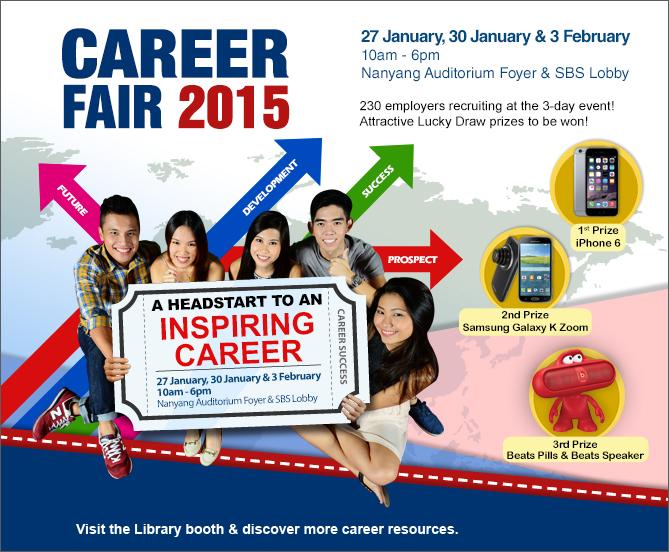 Career Fair 2015 Headstart To An Inspiring Career