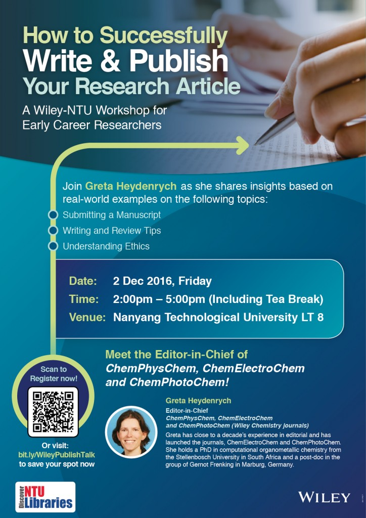 How to Successfully Write & Publish Your Research Article