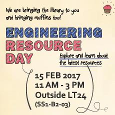 Engineering Resource Day