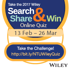 Wiley Search, Share & Win Online Quiz
