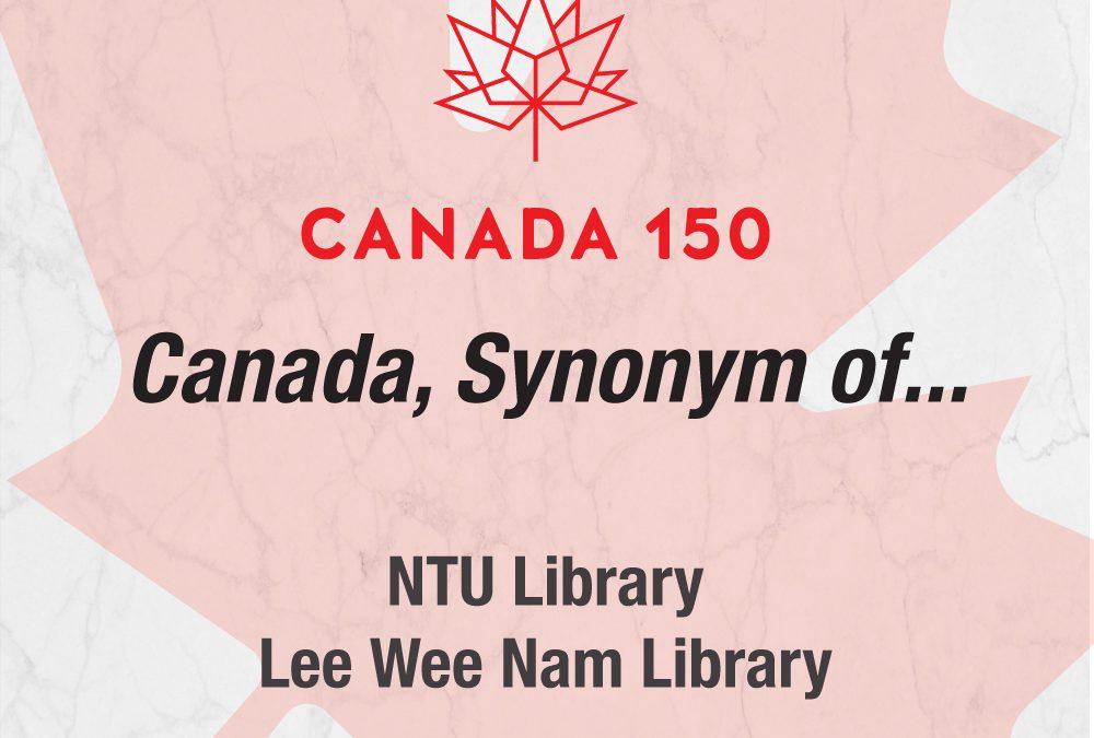 Canada, Synonym of…