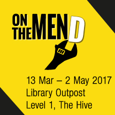 On The Mend – An Exhibition