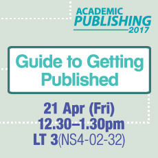 Guide to Getting Published