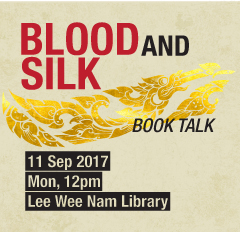 Talk: Blood and Silk